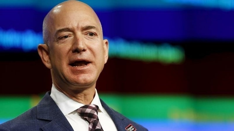 Jeff Bezos Tops Forbes' List of World's Richest People