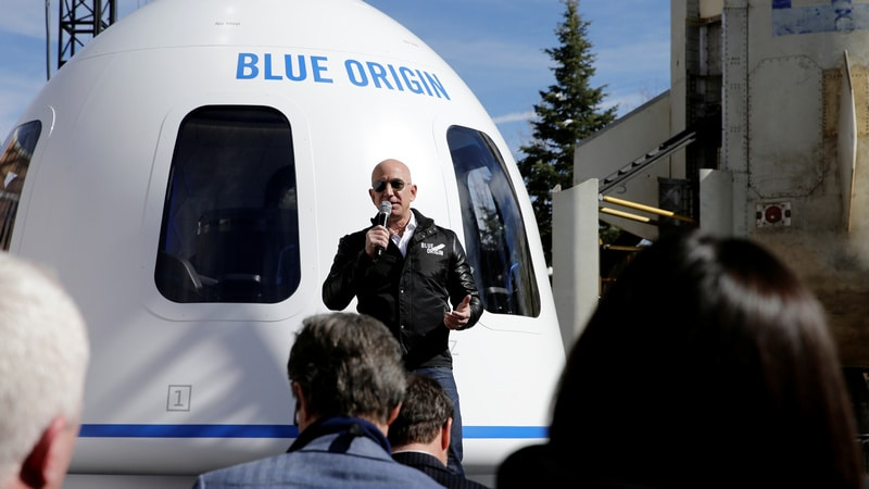 Blue Origin to Make 10th Flight Test of Space Tourist Rocket