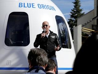 NASA, Blue Origin Partner on Rocket Engine Test