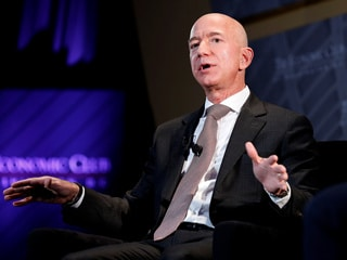 Amazon Reportedly Installed 'Bulletproof Panels' to Protect CEO Jeff Bezos