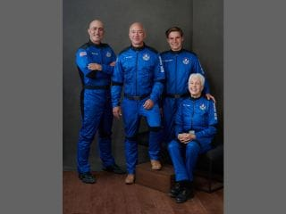 Jeff Bezos to Travel to Space Today Aboard Blue Origin's New Shepard: How To Watch Livestream