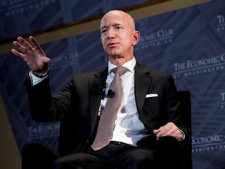 Amazon Boss Jeff Bezos Launches $10 Billion Fund to Combat Climate Change