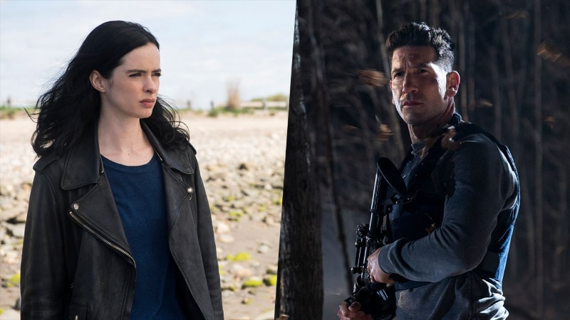 Jessica Jones, The Punisher Cancelled at Netflix, Brings an End to Marvel Partnership