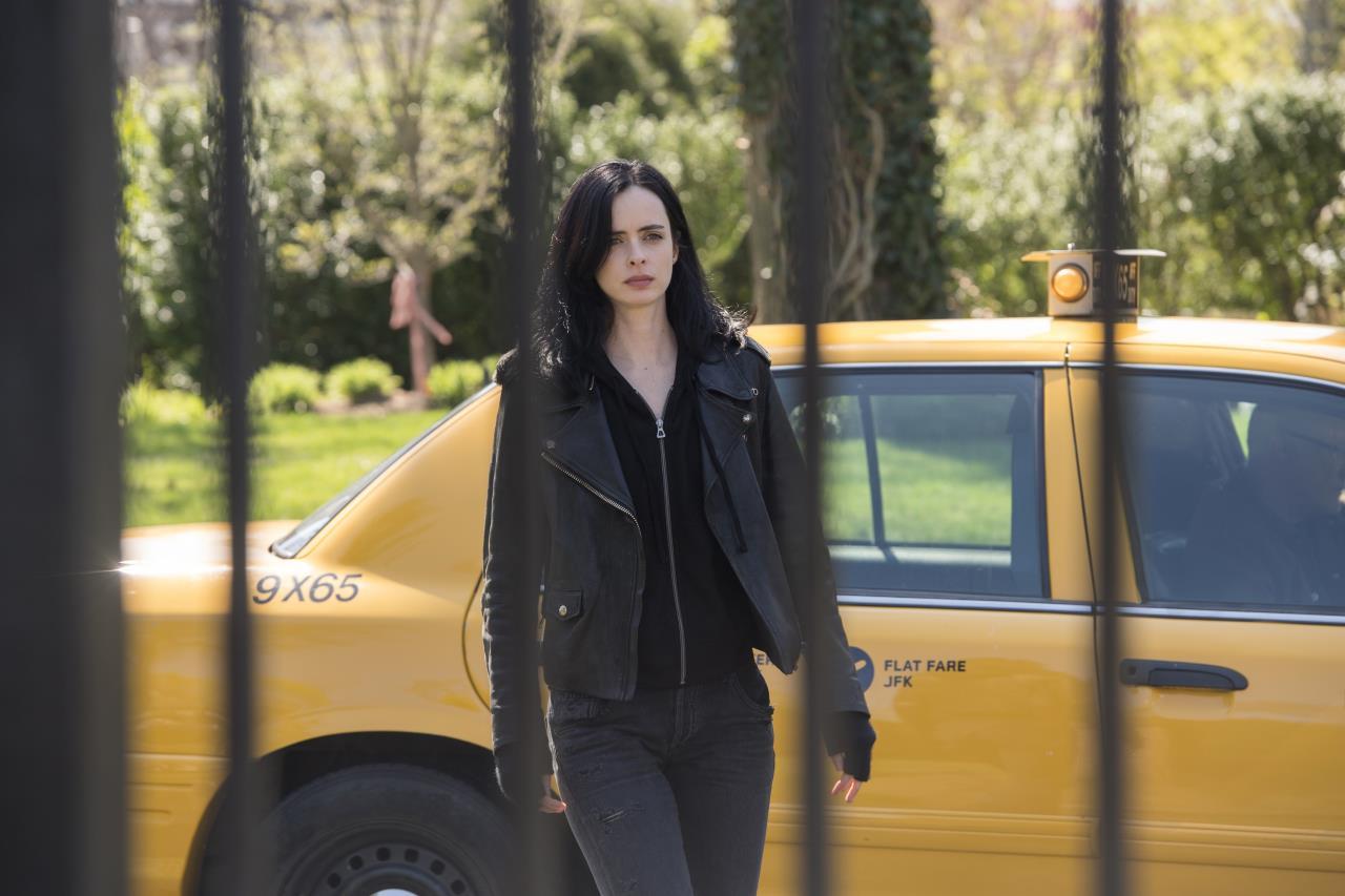 New To Netflix: Jessica Jones Season 2