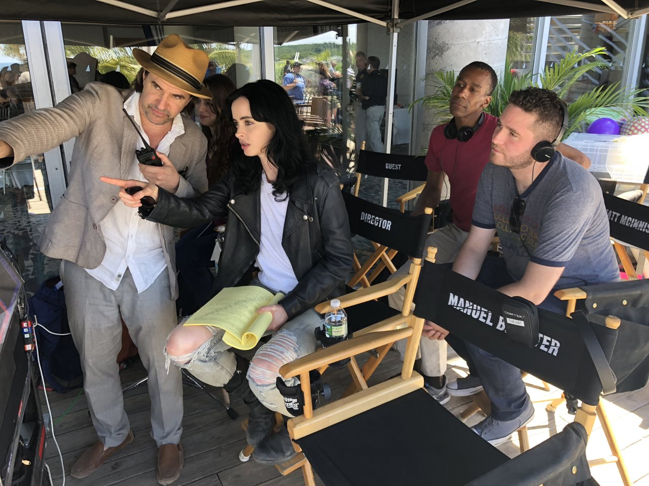 Jessica Jones' Krysten Ritter to Turn Director in Season 3