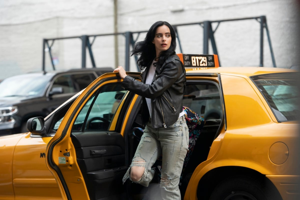 Jessica Jones Season 3 Release Date Revealed in First Teaser