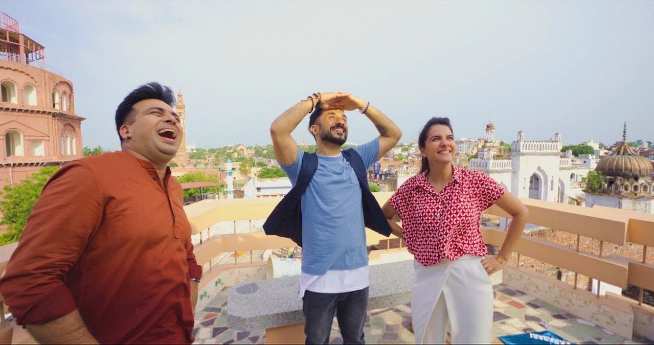 Jestination Unknown: Vir Das, Shruti Seth & Co. Tour India and Make Jokes