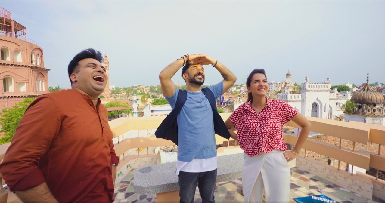 Jestination Unknown: Vir Das, Shruti Seth & Co. Tour India and Make Jokes