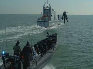 British Navy Tests 'Iron Man' Jet Suits for Commando Raids