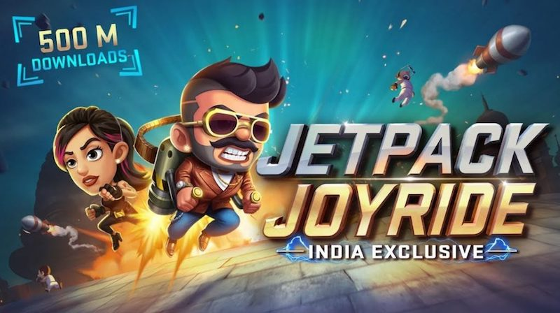 Jetpack Joyride India Edition Launched on Android and iOS, Original Jetpack Joyride Removed From App Store and Google Play in India