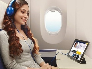 In-Flight Wi-Fi, Calls Cleared by India's Telecom Commission