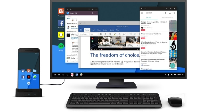Jide Discontinues Remix OS, Moves Focus to Business Customers