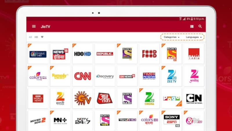 Jio TV App Gets Picture-in-Picture (PiP) Support With