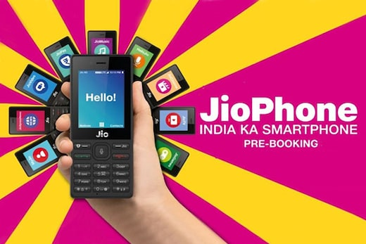 Jio Phone Booking starts 24th Aug : Know Everything about Jio Phone Registrations and Features