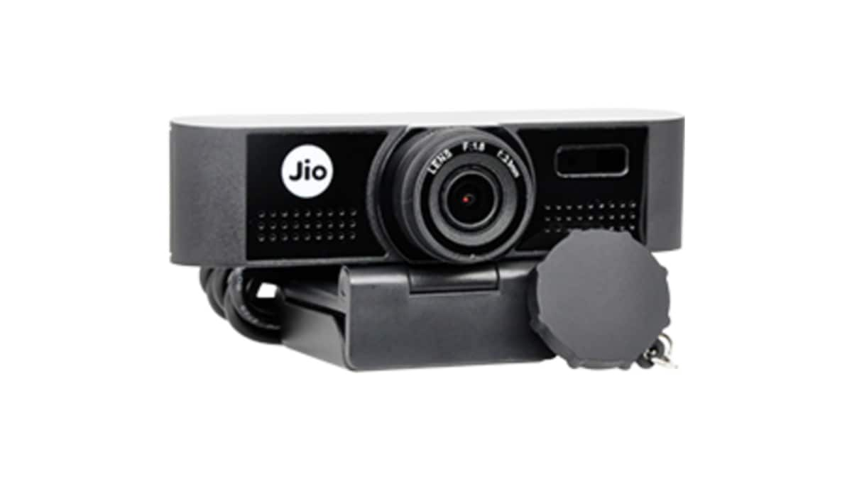 JioTVCamera Accessory for Jio Fiber Set-Top Box Launched in India, Priced at Rs. 2,999