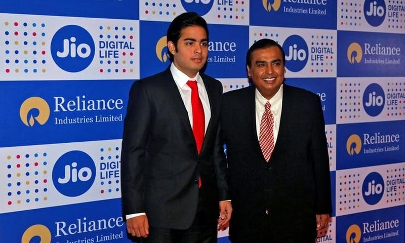 Reliance Jio Issues With Other Telcos Like Big Boys Ragging the Newbie, Says Mukesh Ambani