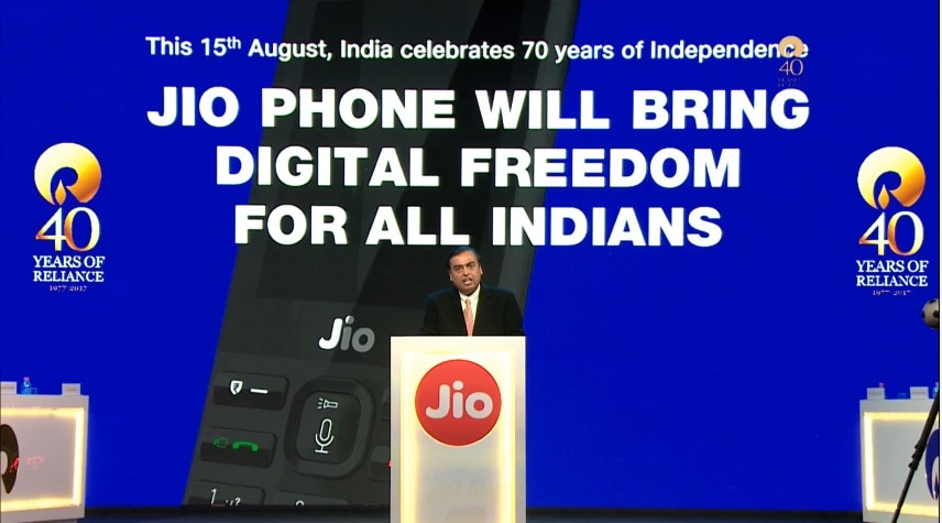 Jio Phone to Increase ARPU in the Long Term: ICRA