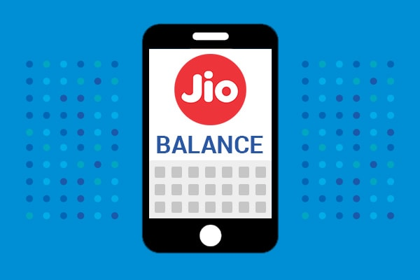 How to Check Jio Balance, Jio USSD Codes List