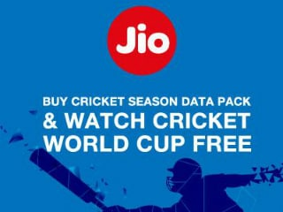 Jio Cricket Season Special Data Pack Offers 102GB Data for 51 Days at Rs. 251, Jio Subscribers Get Free Access to Matches