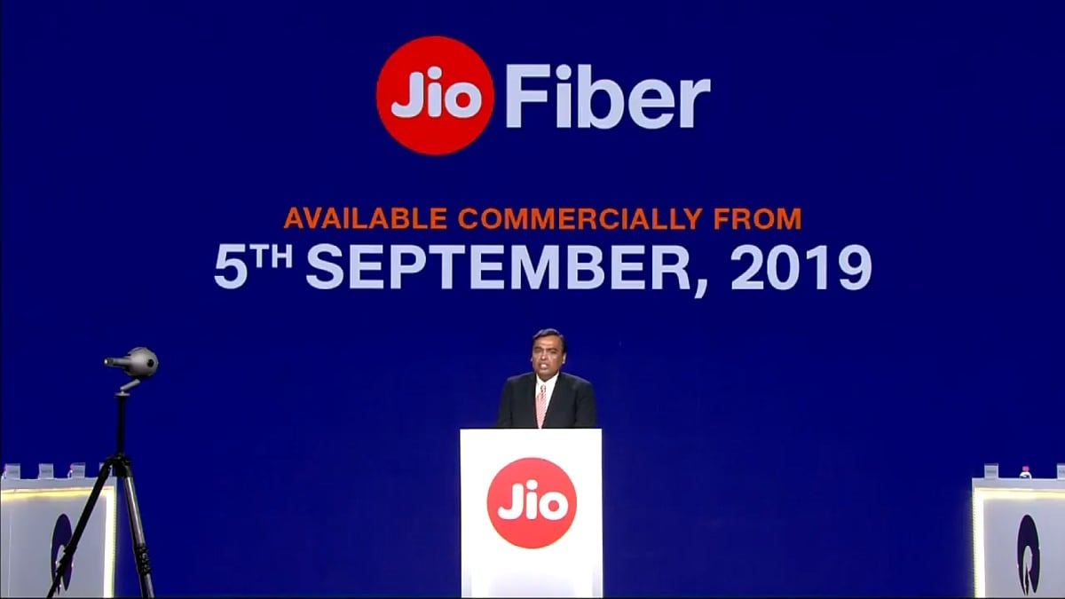 Jio Fiber Plans, Price, Launch Time Today: Details You Need to Know