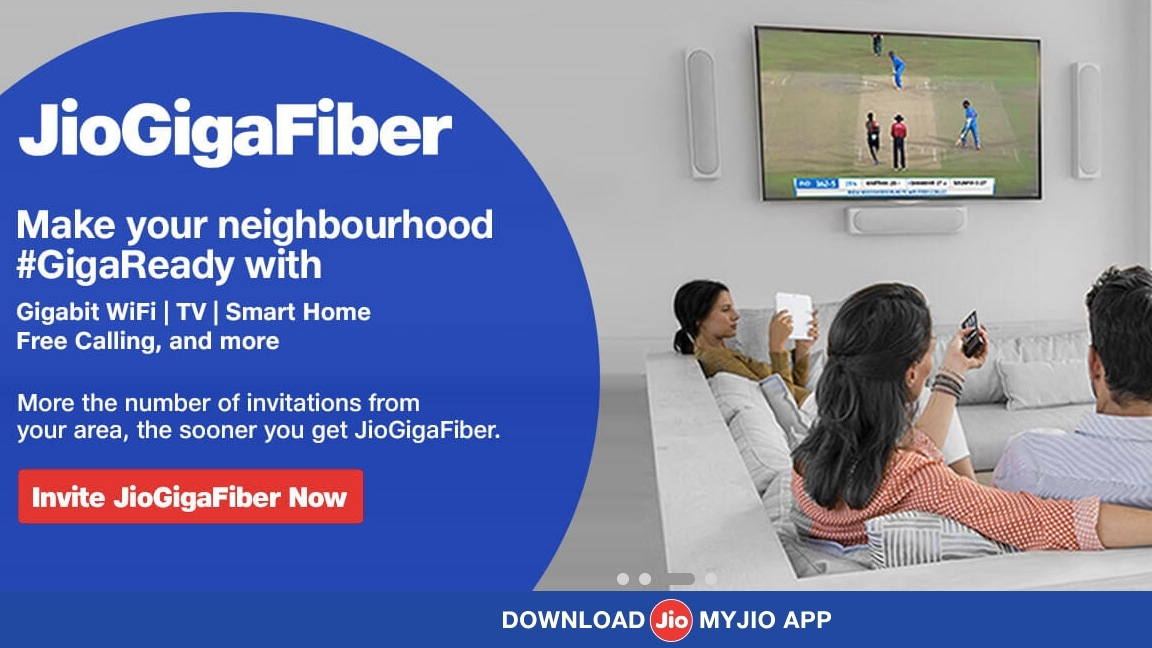 Jio Phone 3, Jio GigaFiber Plans Reveal Expected at Reliance AGM on