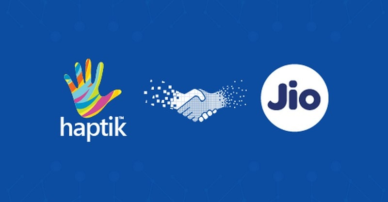 Jio Acquires Conversational AI Platform Haptik for About Rs. 700 Crores