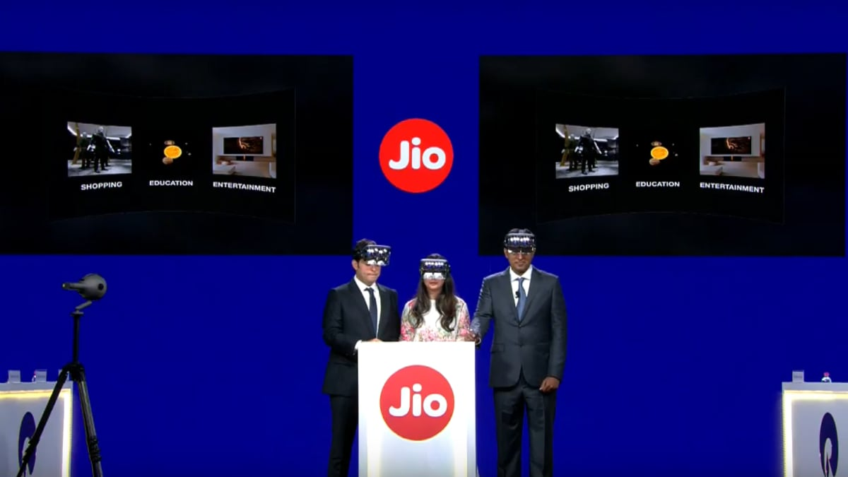 Jio Set-Top Box Unveiled to Support 'Console-Like' Gaming, MR Experiences