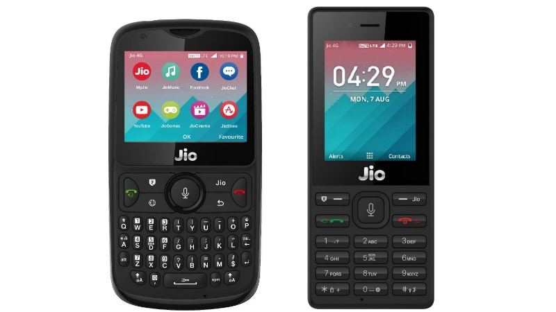 Jio Phone 2 vs Jio Phone: What's New and Different? | NDTV