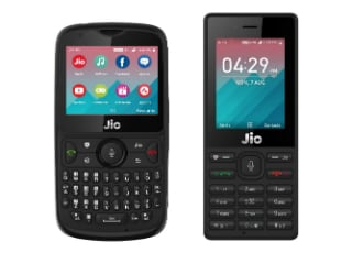 403b483253b Jio Phone 2 vs Jio Phone: What's New and Different? | NDTV Gadgets360.com