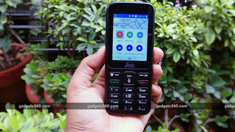 Jio Phone Leads Indian Mobile Market With 27 Percent Share, Says CMR