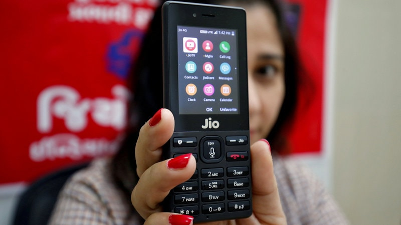 WhatsApp on Jio Phone: WhatsApp Says Working With Reliance Jio to Curb Fake News Menace