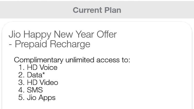 jio postpaid prepaid jio app