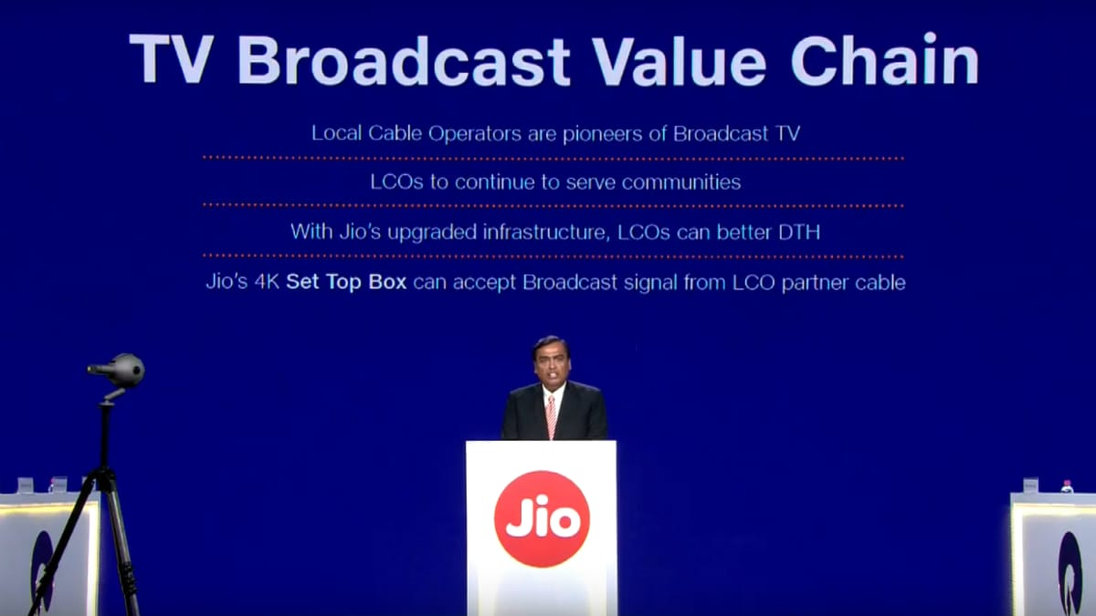 jio set top box ril agm Jio Set Top Box