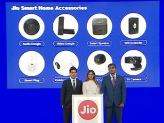 Reliance Jio Brings Smart Home Accessories Suite to Complement Jio GigaFiber