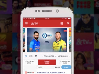 Jio TV Launches 4 New Exclusive HD Channels With Movies in Hindi, Tamil, Telugu