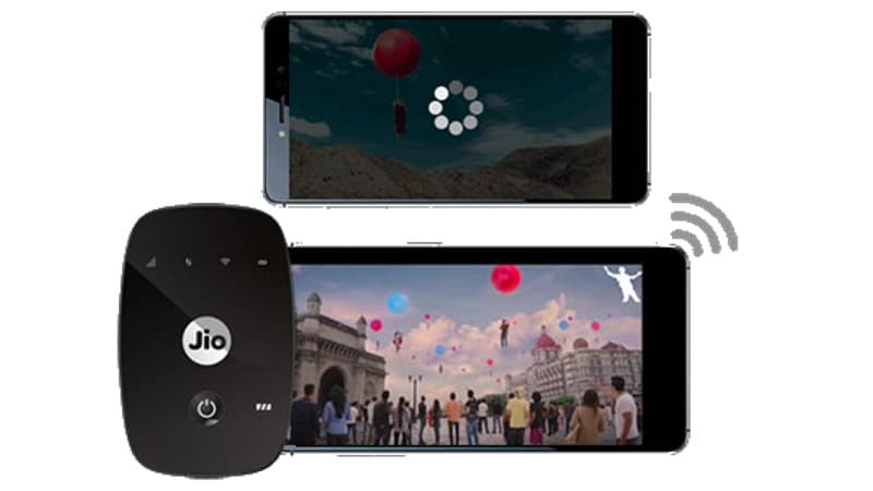 Reliance Jio Beats Huawei in Indian 4G LTE Data Card Market, Says CMR