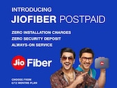 JioFiber Postpaid Plans to Be Introduced Soon Starting at Rs. 399
