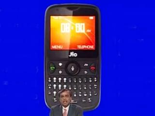 Jio Phone 2 लॉन्च, जानें कीमत और सारे स्पेसिफिकेशन