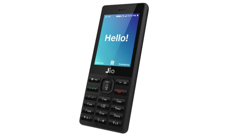 Jio Phone Confirmed to Come in at Least Two Variants