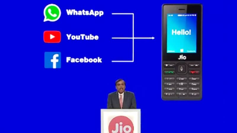 Jio Phone WhatsApp, YouTube Support Coming on August 15: All You