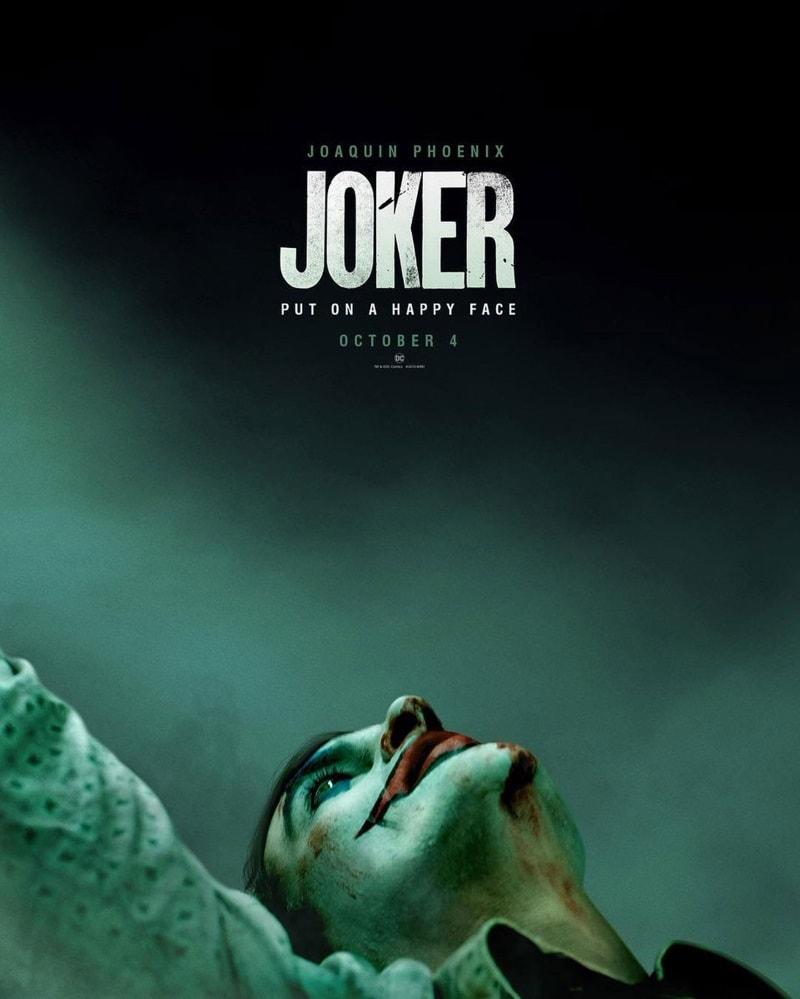 joaquin phoenix joker poster Joker poster movie Joaquin Phoenix