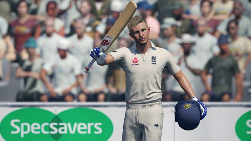 joe root cricket 19
