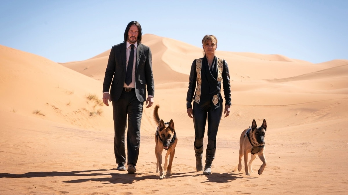 John Wick 4 Release Date Set for May 2021