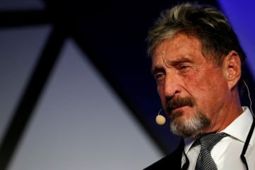 McAfee Creator Found Dead in Spanish Prison Following Approval of Extradition to US to Face Tax Charges