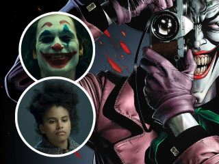 Joker Movie: Here's Joaquin Phoenix in Full Make-Up, and First Look at Zazie Beetz