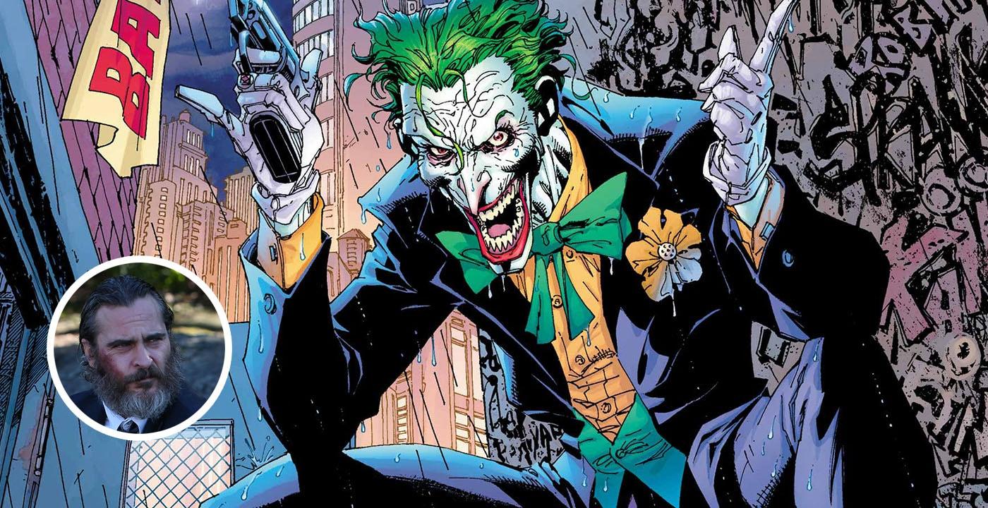 Joker Origin Movie Gets 2019 Release Date