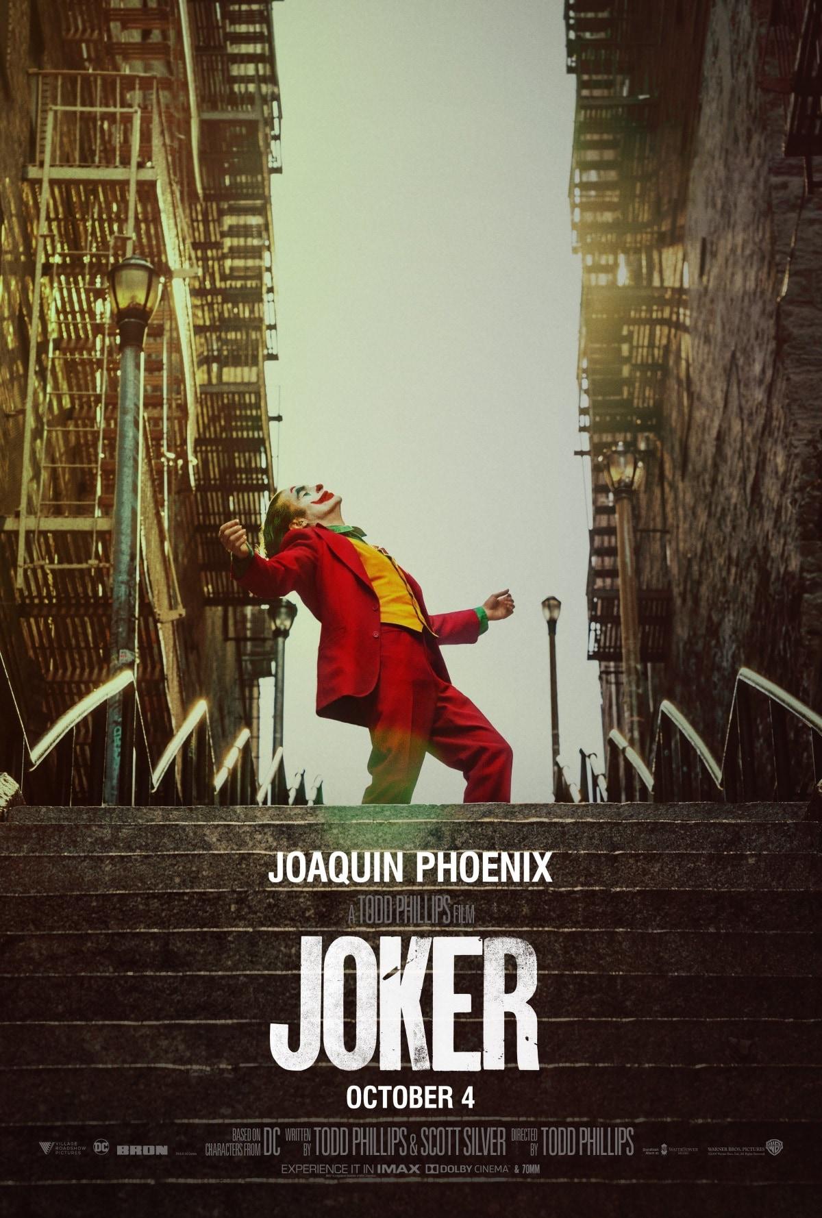 joker poster Joker movie poster