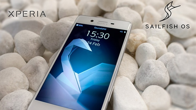 Jolla's Sailfish OS Is Making Its Way to Sony Xperia Smartphones