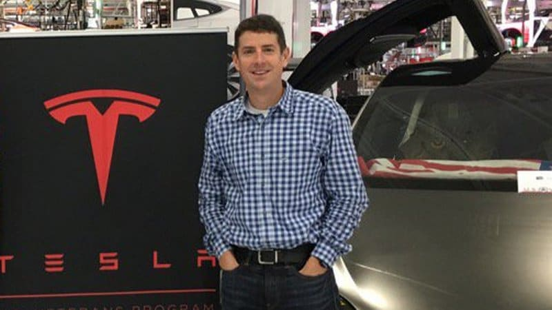 Former Tesla Executive Jon McNeill to Join Uber Rival Lyft as COO