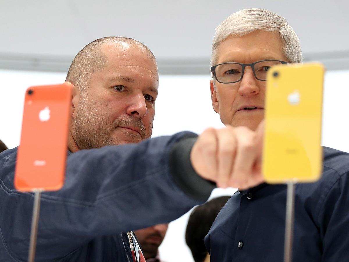 Inside Apple's Long Goodbye to Design Chief Jony Ive
